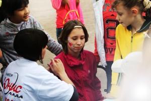 День защиты детей с такси «Юнис-Лада»