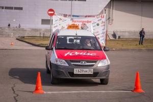 В Омске прошел конкурс по парковке