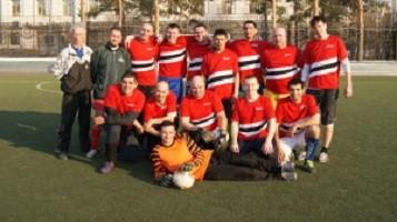 Футбольная команда «Юнис-Лада»