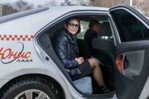 Ирина Хакамада доверяет «Юнис-Ладе»